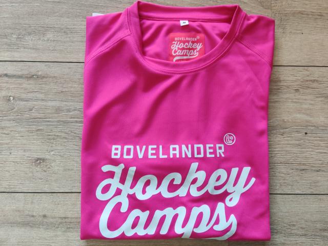Bovelander shirt pink