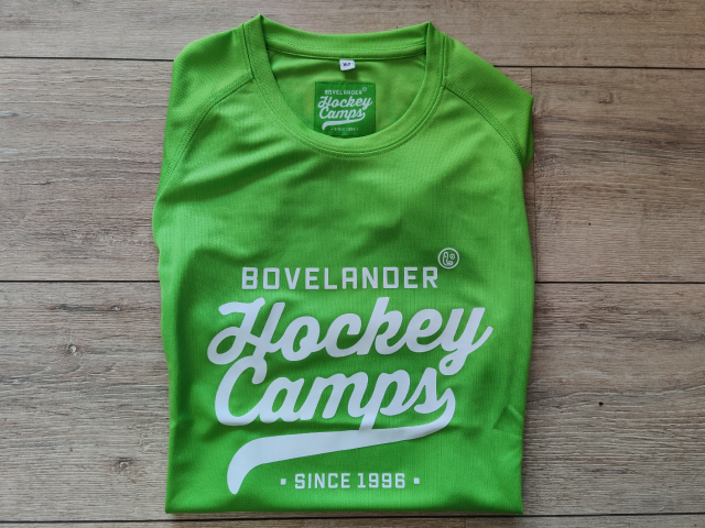 Bovelander shirt green