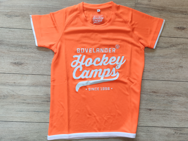 Bovelander shirt orange